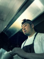 Chef Tony Kang aka Chef ToKa