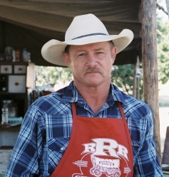 Chef Kent Rollins