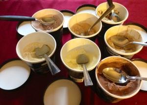 So much gelato!
