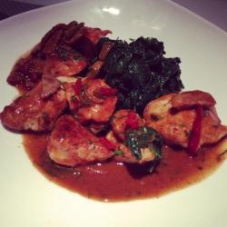 Chicken Scapriello