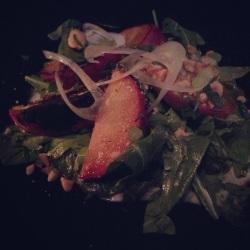 Jersey Peach Salad