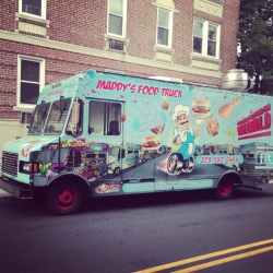 Maddy's Food Truck, Stamford CT