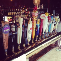 Selection of taps