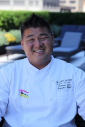 Chef Desmond Lim. Picture courtesy of Trump  SoHo New York.