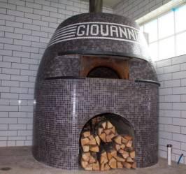 Giovanni oven