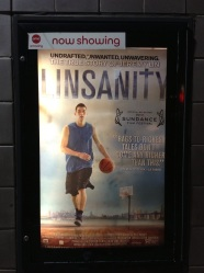 Linsanity playing at Loews  AMC 7 (East Village)