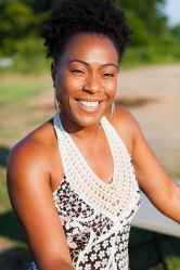 CNN Hero Robin Emmons, Founder of Sow Much Good. Photo credit to Michael Hernandez of Capture Happy Photography.