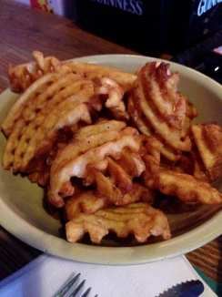 Waffle Fries