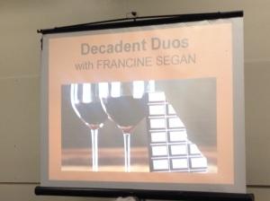 Decadent Duos