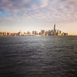 Manhattan Skyline from Hoboken, NJ