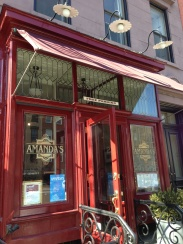 Amanda's in Hoboken, NJ