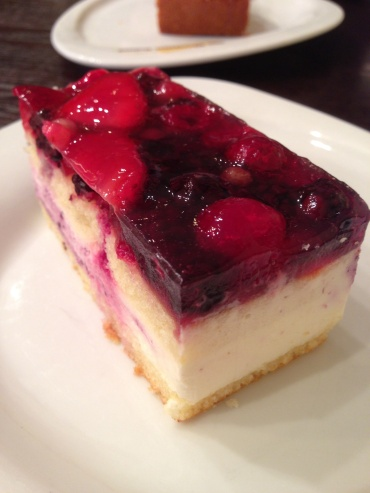 Berry Mixed Square