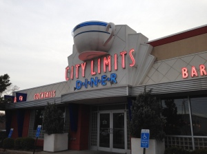 City Limits Diner, Stamford, CT