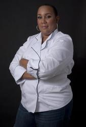 Chef Elle Simone. Picture courtesy of SheChef.