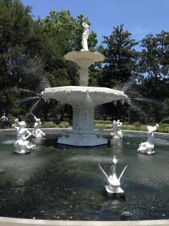 The Fountain at Forsyth Park
