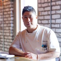 Corporate Executive Chef Stephen Yen