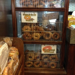 Bagels galore!
