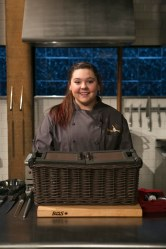 Chopped Teen Tournament Champion Tommi Rae Fowler. Picture courtesy of the Food Network.