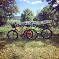 Bikes at Storm King
