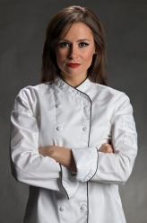 Chef Nicole Gaffney. Picture courtesy of www.nicolegaffney.com.