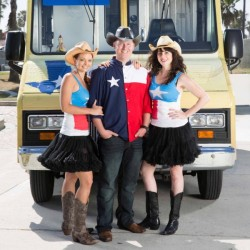 Lone Star Chuck Wagon crew