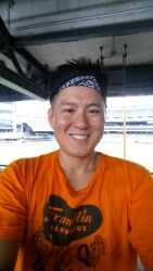 BBQ Pitmaster and Chef Robert Austin Cho