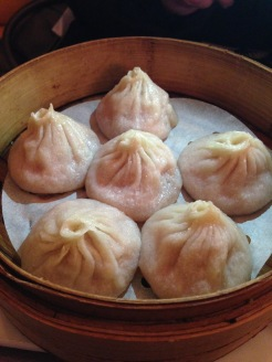 Of course, soup dumplings!