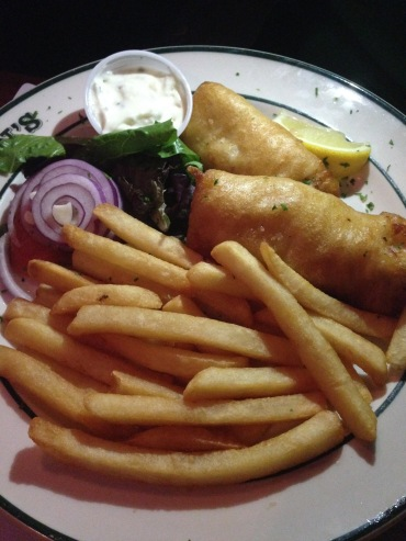 Dublin-style Fish & Chips