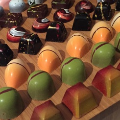 Chocolates from Maura Metheny of Norman Love Confections