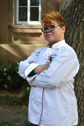 Executive Chef Tonya Mitchell. Picture courtesy of College of Charleston