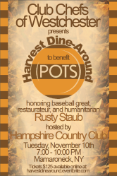 Harvest Dine-Around 2015