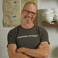 Celebrity Chef Michel Nischan