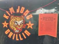 Kim Jong Grillin Food Cart
