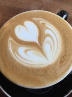 Latte at Revolución
