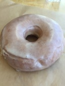 Horchata Donut from Blue Star