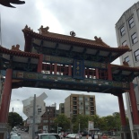 Entering Chinatown