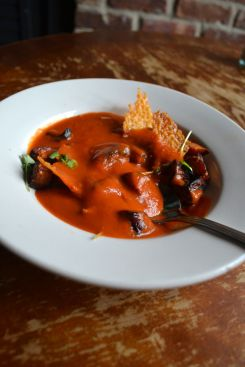 Tomato & Carrot Bisque