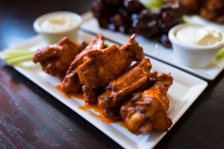 Classic Buffalo wings 2_preview