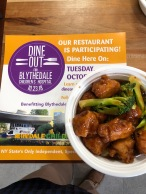Dine out for Blythedale